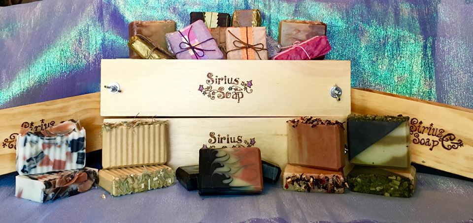 Sirius Soap Gallery