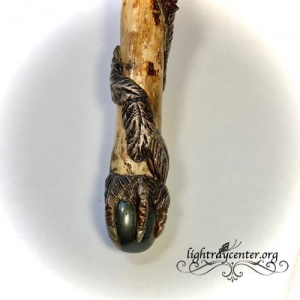 Crystal Wand – Raquelle - Raven's Claw